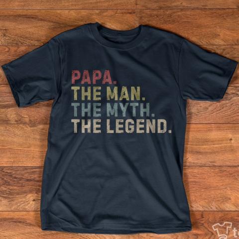 b5aaba73 Legendary Papa