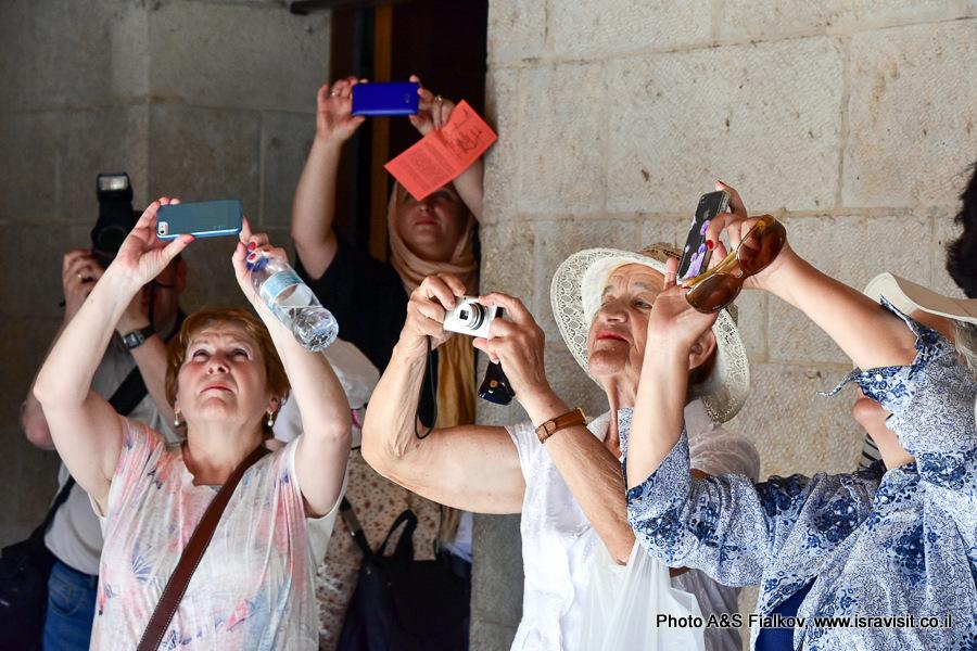 Экскурсия по Галилее. Гид в Израиле Светлана Фиалкова.