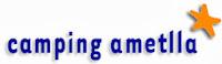 Logo Camping Ametlla