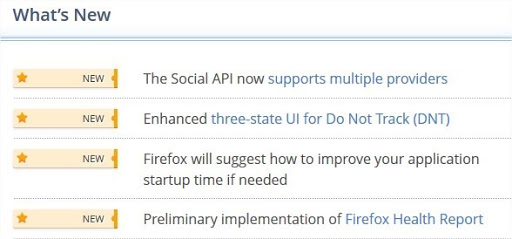 Browser Update New Features Or Only For Advertisement [Opinion] (1)