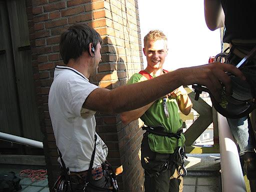 Hengelo abseil 2007