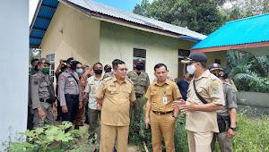 Kantor Desa Bungkong Baru Disegel, Pemkab Sintang Tempuh Jalur Hukum