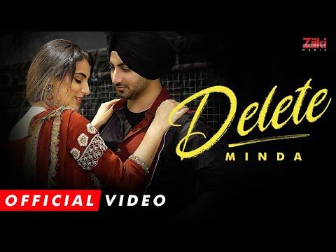 Delete Song  Lyrics Minda