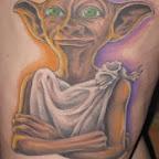 leg dobby - tattoos for men