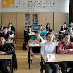 Kerületi német nyelvi versenyt tartottunk - 2012.04.18.