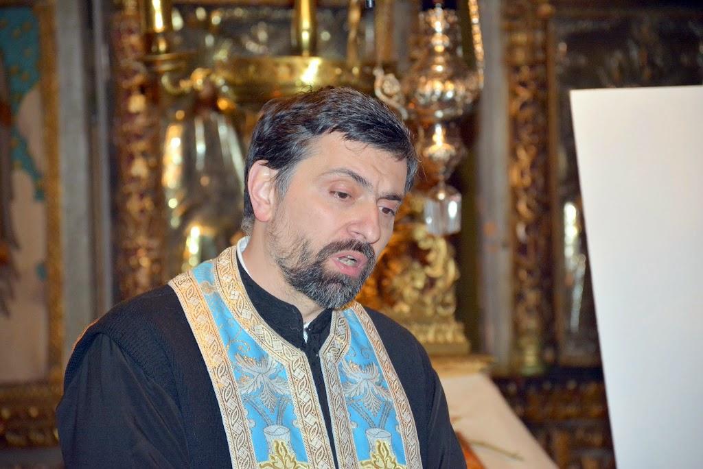 Sorin Dumitrescu la Sf. Silvestru despre Inviere 108