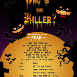 UCSI Halloween Dinner-Who Is The KILLER 30102015