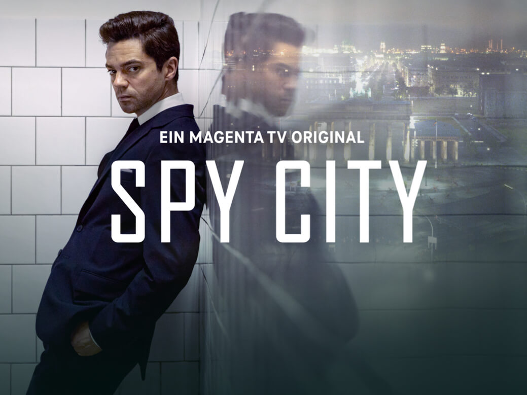 Spy City AMC+