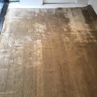 Restoration Hardware Wool/Silk Area Rug
