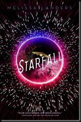 Starfall  (Starflight #2) by Melissa Landers