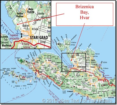Croatia Online - Brizenica Bay5