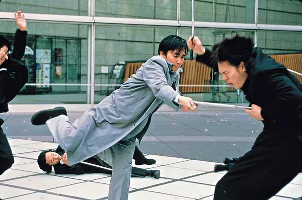 Tokyo Raiders Hong Kong Movie
