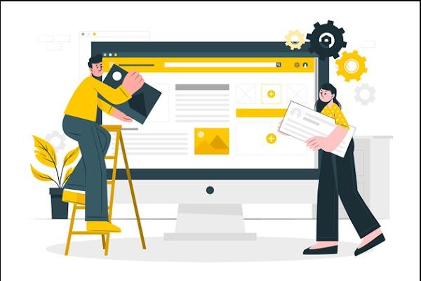 Tutorial Cara membuat header animasi di blogger, Cara membuat header animasi di blogger