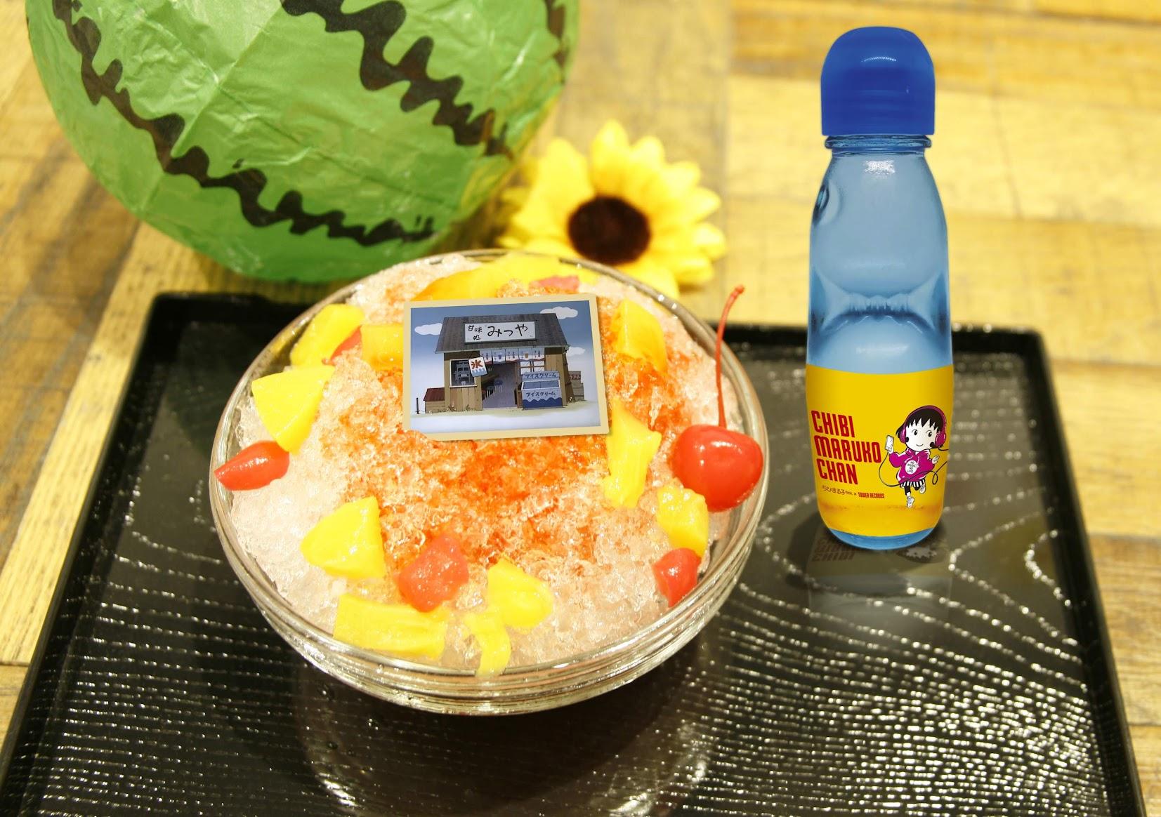 [迷迷動漫] 這永澤也太像! 櫻桃小丸子 與 TOWER RECORDS 聯名咖啡店9月日本開張