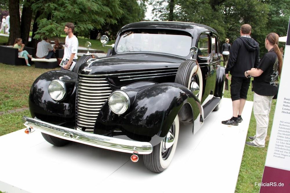 Škoda Superb 3000 von 1939