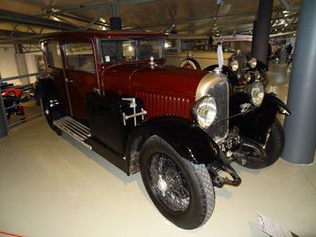 2019.01.20-074 Voisin Type C14 berline Chartreuse 1929