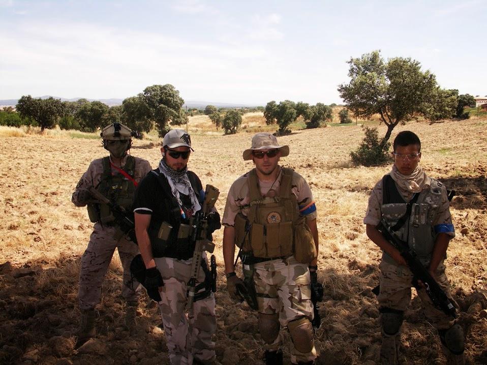 """Fotos de """"THE FINAL WAR"""". La Granja. 23-06-13 PICT0083"""