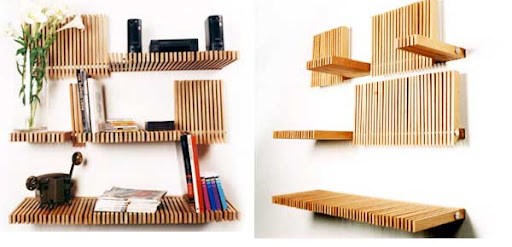 30 ultra stylische designer regale und b cherregale auch zum selber bauen. Black Bedroom Furniture Sets. Home Design Ideas