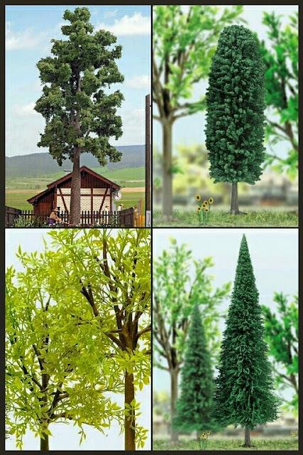 árboles Busch