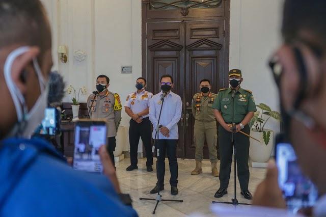 Kota Bogor Terapkan Ganjil Genap Diperpanjangan PPKM 23-25 Juli 2021, Ini Alasannya