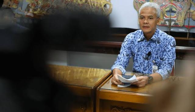 Jateng Tertinggi Kasus ODP Corona, Ganjar: Tolong Bantu Kami Ikuti Protokol dengan Sungguh-sungguh!