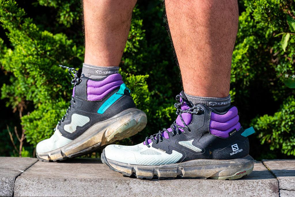 Salomon Predict Hike GTX 中筒登山鞋 評測 實測