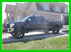 2011 Ford F350 Turbo 6.7L V8 32V Automatic Bluetooth Very Low Miles SYNC Black