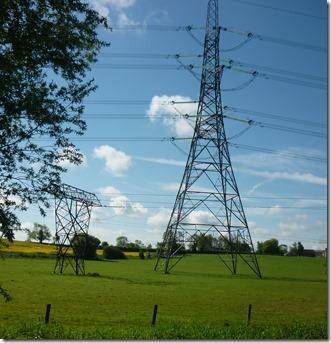 3 pylons