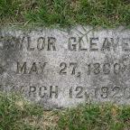 (Robert )Taylor Gleaves Son of Samuel Crockett Gleaves Evergreen Cemetery - Roanoke, Virginia
