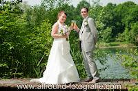 Bruidsreportage (Trouwfotograaf) - Foto van bruidspaar - 225