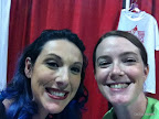 On Day 2, I finally got to meet Katie Key of KatieRunsThis.com!