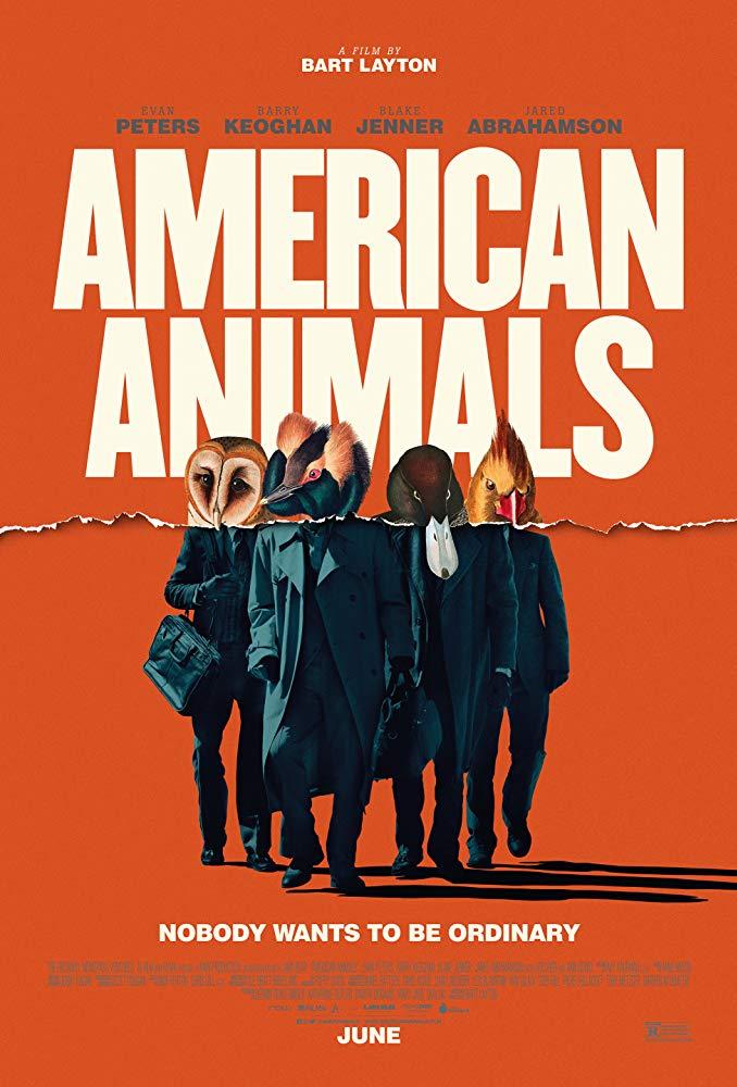 Movie Download: American Animals (2018)