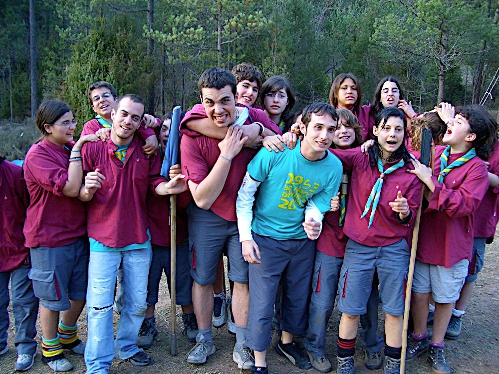 Campaments amb Lola Anglada 2005 - CIMG0276.JPG