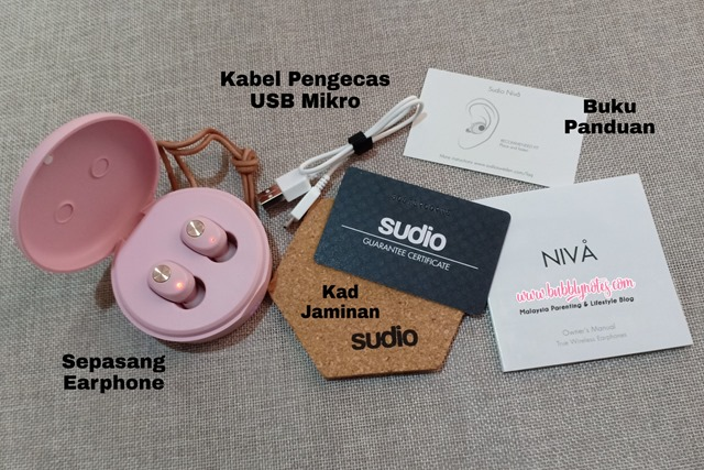 REVIEW AND DISCOUNT CODE–SUDIO NIVÅ, Fun Sounding True Wireless Earphones By SUDIO SWEDEN (2)