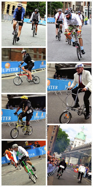 carrera de folding bikes