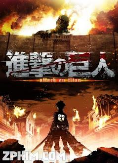 Tấn Công Người Khổng Lồ 1 - Attack on Titan Season 1 (2013) Poster