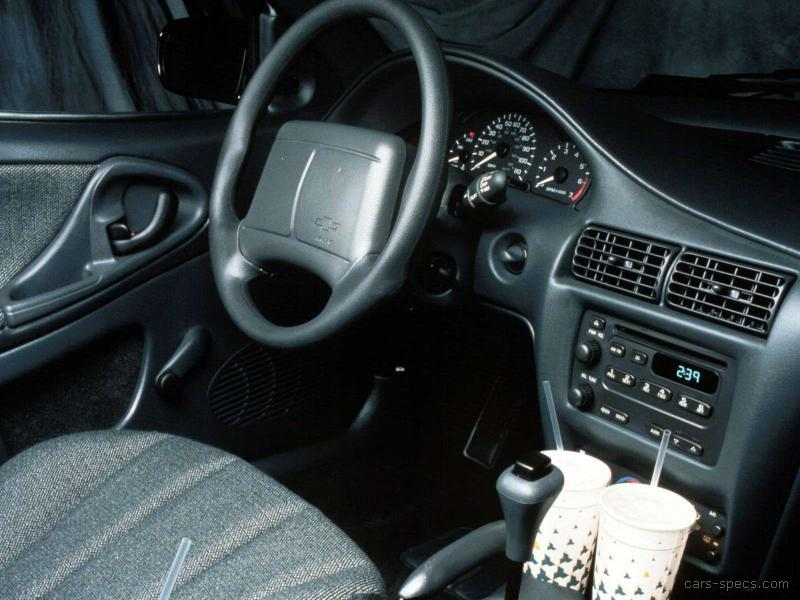 1998 Chevrolet Cavalier Coupe Specifications Pictures Prices