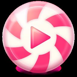 Lollypop un moderno reproductor de música para Linux Mint y Ubuntu. Logo.