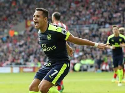 Ambitious Italian giants targeting Arsenal's Alexis?