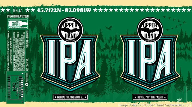 Upper Hand Brewery IPA Coming To Cans
