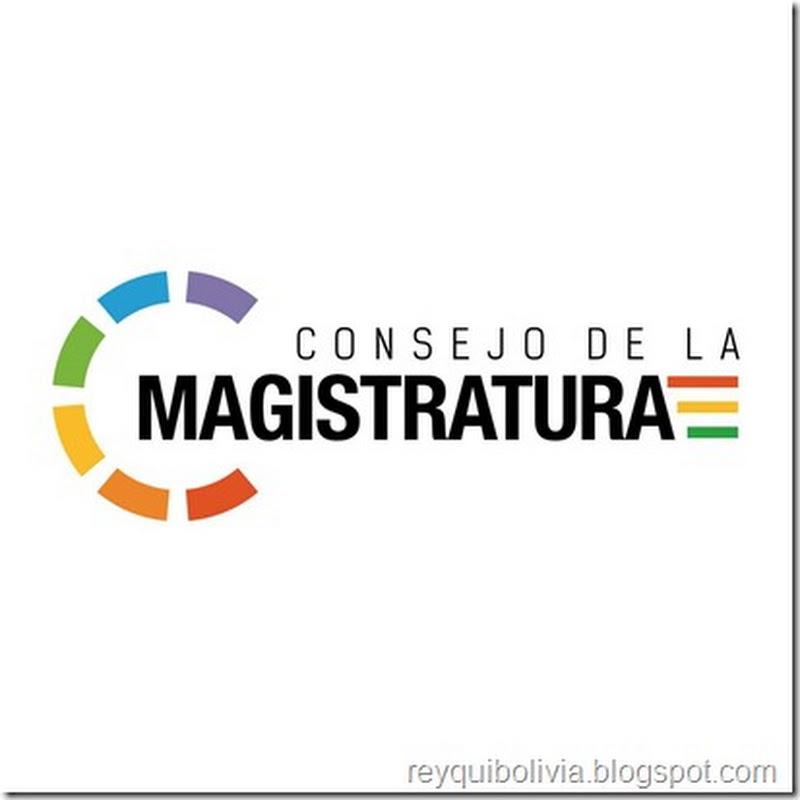 Consejo de la Magistratura (Bolivia)