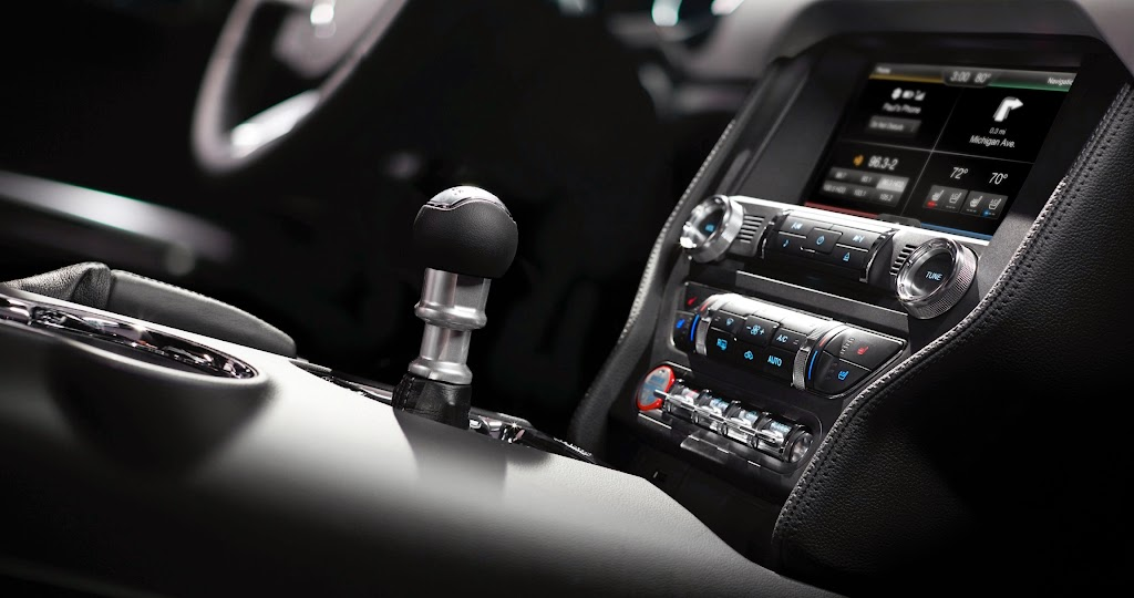 2015 Ford Mustang Interior 2