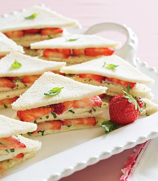 Strawberry-Tea-Sandwiches
