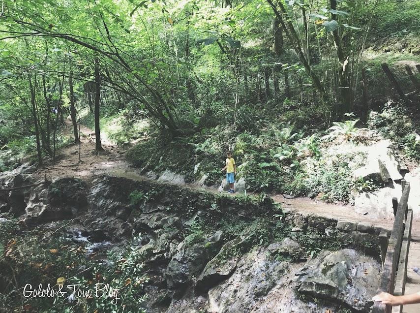 Río cuevas Zugarramurdi