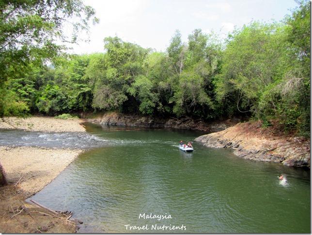 馬來西亞沙巴 九如河泛舟 溜索 (25)