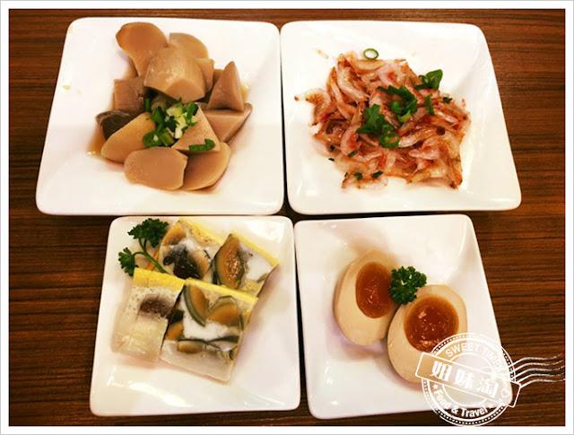 國民市場魚丸料理專賣店-高級裝潢的肉燥飯