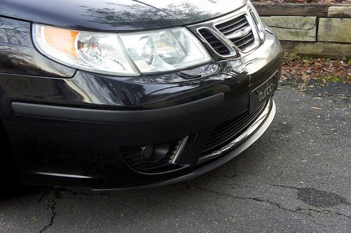 For Sale Saab 9 5 Custom Front Lip Spoiler