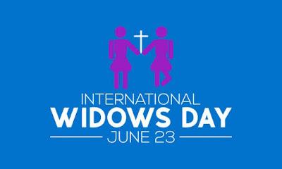 अंतर्राष्ट्रीय विधवा दिवस 2021   International Widow's Day 2021