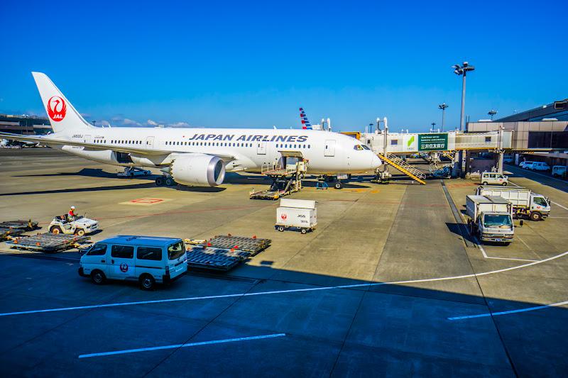 Narita Airport, Qantas Airways lounge 2