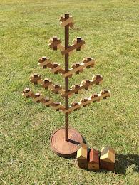 ジュエリーハンガーツリー 2D (M) jewelry hanger tree